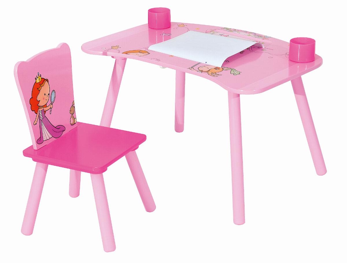 """Набор детской мебели Sweet Baby """"Little Princess"""", цвет: розовый, 2 предмета. 265331 ( 265331 )"""
