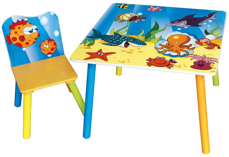 Sweet Baby Набор детской мебели Sea World 2 предмета ( 265337 )