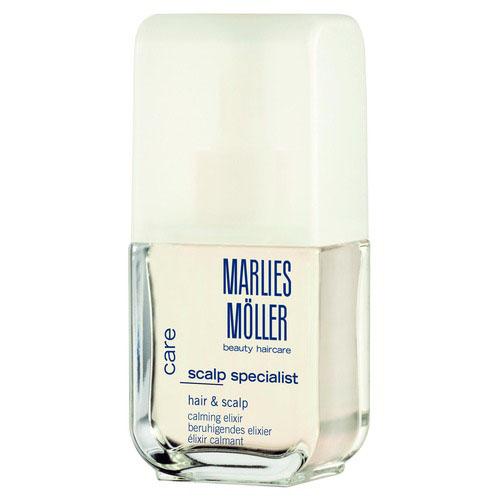 Marlies Moller Specialist - Эликсир для волос на основе масла горной камелии 50 мл