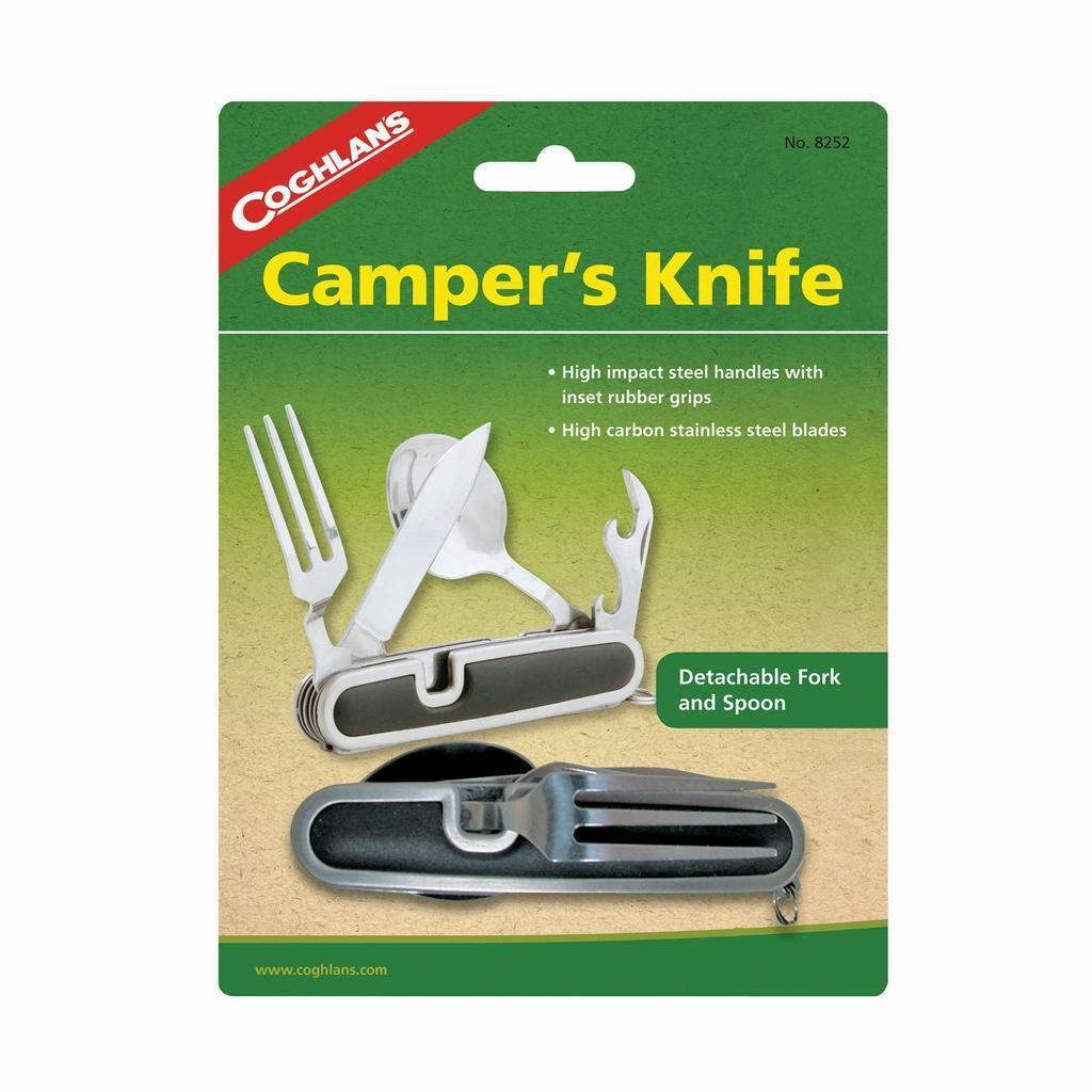 Складной нож для кемпинга COGHLAN'S