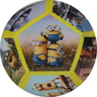 СмолТойс Мяч-антистресс Миньоны В15, 15 см. 2947/ЦВ/152947/ЦВ/15