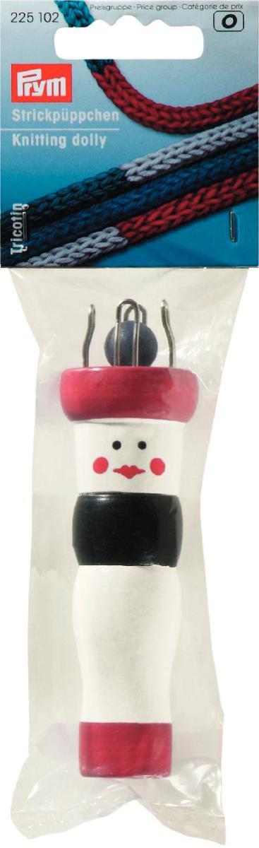 Куколка для плетения шнуров Prym, 4 гвоздика225102Куколка для плетения шнуров Prym, выполненная из дерева с металлическими гвоздиками (крючками), в совокупности с пластиковой иглой и описанием работы позволит вам самостоятельно изготовить декоративные украшения, пояски, игрушки и т.д. Плотность и толщина шнура будут зависеть от толщины используемой нити. Диаметр куколки: 2,5 см. Высота куколки: 10 см. Длина иглы: 9 см.