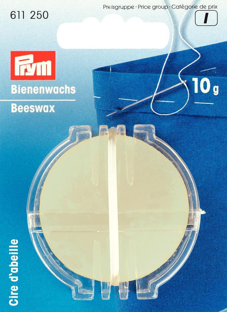 Воск портновский Prym, диаметр 4,3 см611250Портновский пчелиный воск Prym предназначен для обработки ниток, пряжи и т.д. Он укрепляет нити и предотвращает образование узелков. Используется для вышивания, квилтинга, шитья. Изделие упаковано в пластиковый футляр. Диаметр: 4,3 см. Толщина: 1 см.