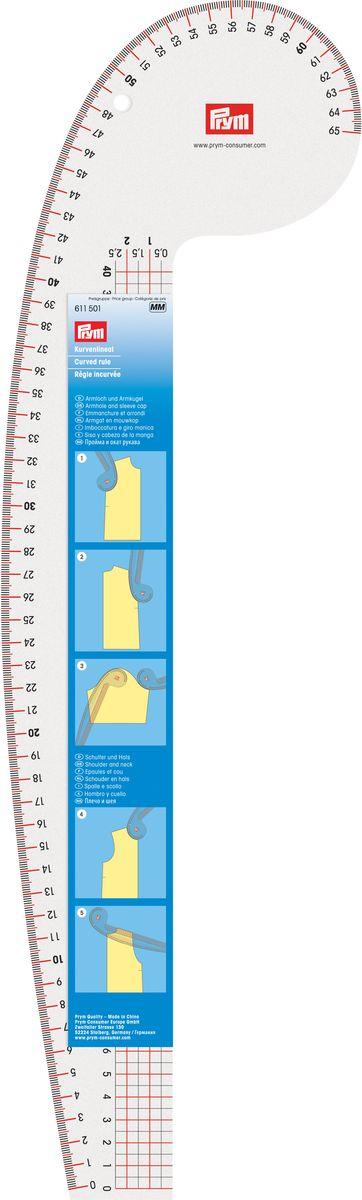 Лекало портновское Prym, 16 х 52,5 см611501Многофункциональное портновское лекало Prym, выполненное из прозрачного пластика, упрощает и облегчает разметку линий пояса и сидения, горловины, проймы, припусков, складок, петель и т.д. Оно станет незаменимым помощником как начинающим портным, так и опытным. Размер лекала: 16 см х 52,5 см х 0,2 см.