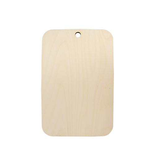 Заготовка для декупажа Астра Доска разделочная, 30 см х 20 см488154Заготовка для декупажа Астра Доска разделочная, изготовлена из дерева и оснащена отверстием для подвешивания. Изделие прямоугольной формы с закругленными краями, станет хорошим объектом для вашего творчества и занятий декупажем. Заготовка, раскрашенная красками, будет прекрасным украшением интерьера или отличным подарком. Материал: фанера.