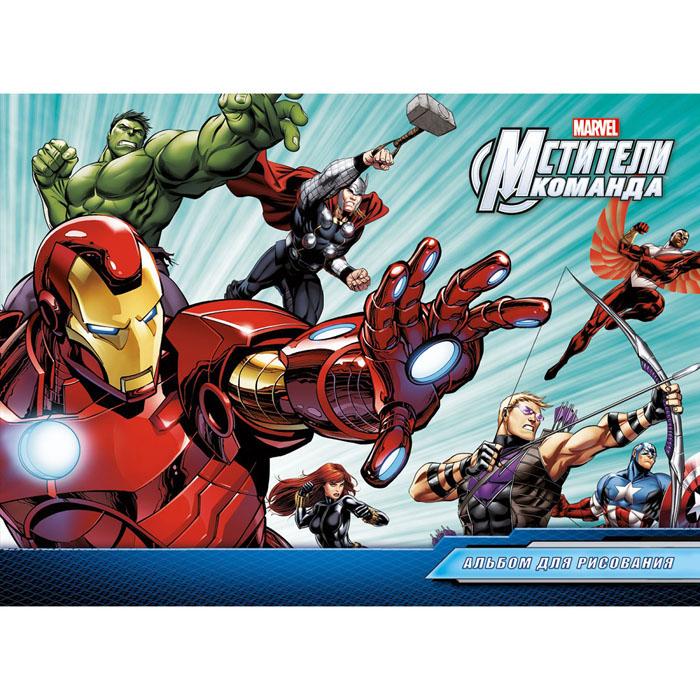 Альбом для рисования Marvel