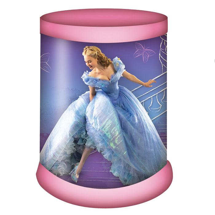 Сборный стакан для канцелярских принадлежностей Золушка, цвет: сиреневый, розовый26423Сборный пластиковый стакан Золушка с очаровательным рисунком будет аккуратно хранить все канцелярские принадлежности вашей малышки. Он легко собирается и отлично сохраняет устойчивость, удерживая все содержимые в нем предметы. В упаковке: основание, верхний край, стенка стакана.
