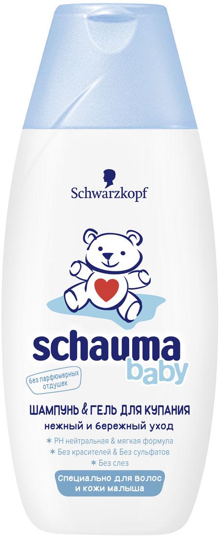 SCHAUMA Шампунь детский Baby, 225 мл9015535Мягкая, pH-нейтральная формула бережно очищает и заботится о волосах, не сушит кожу. Тип волос: Специально для волос и кожи малыша Мягкая формула для волос и кожи малыша Бережно очищает и заботится о волосах, не сушит кожу Без пропиленгликоля, сульфатов и красителей Переносимость кожи подтверждена дерматологическими тестами, содержит нейтральный pH Без отдушек