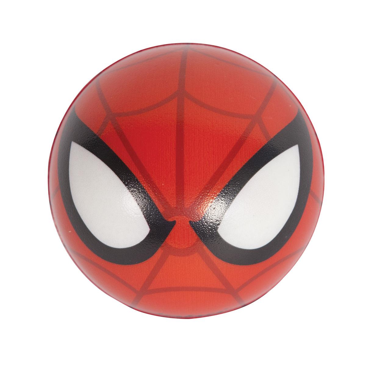Мяч John Человек-Паук, 7,5 см10WDЯркий детский мяч John Человек-Паук - это игрушка для детей любого возраста. Он выполнен из вспененного полимера и оформлен красочным рисунком. Мяч незаменим для любителей подвижных игр и активного отдыха и абсолютно безопасен. Игры с мячом развивают координацию движений, способствуют физическому развитию ребенка.