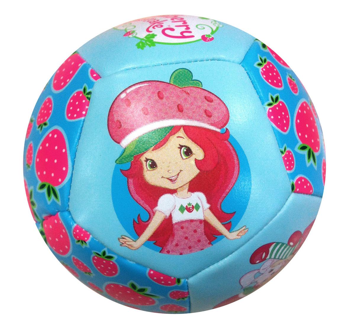 Мяч мягкий John Шарлотта Земляничка, 10 см52827Мягкий мяч John Шарлотта Земляничка - это игрушка для детей любого возраста. Он выполнен из полиуретана с мягкой набивкой и оформлен ярким рисунком. Мягкий мяч незаменим для любителей подвижных игр и активного отдыха и абсолютно безопасен. Игры с мячом развивают координацию движений, способствуют физическому развитию ребенка.