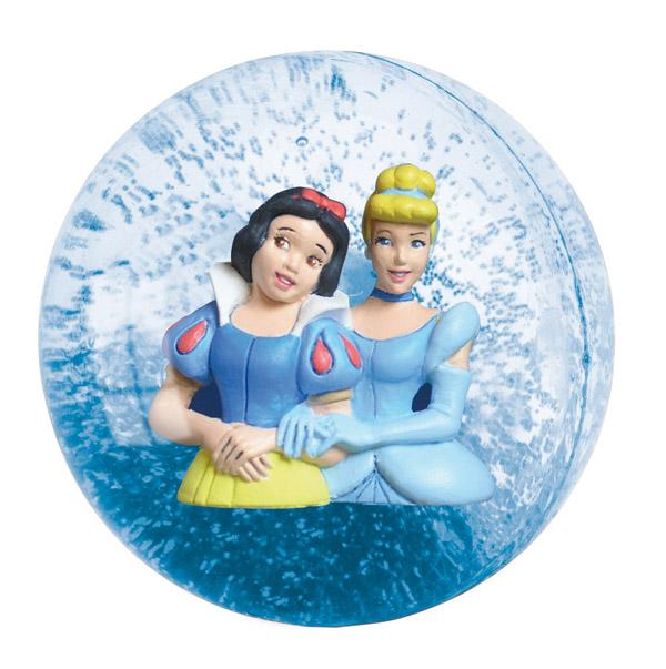 """Мяч-попрыгун 3D John """"Принцессы"""", 5,5 см"""