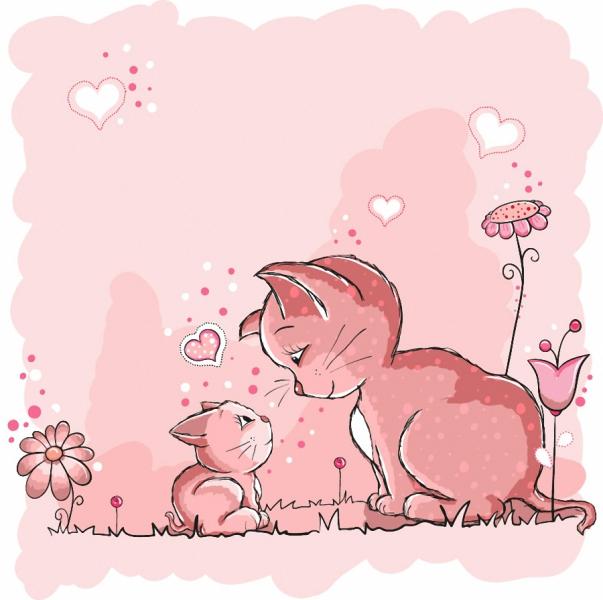 Aprils Kittens Clare Turlay Newberry 9780060244002