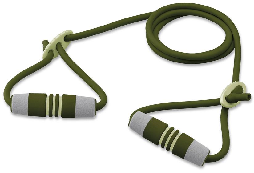 Эспандер трубчатый Ecowellness c регулируемой длинной и мягкими ручками, цвет: зеленый. QB-2022FN-BQB-2022FN-BТрубчатый эспандер Ecowellness прост в использовании и идеально подходит для аэробных тренировок, для поддержания мышц рук и груди в тонусе. Способствует развитию гибкости. Длина эспандера регулируется от 124 см до 220 см. Отличный подарок для любителей фитнеса.