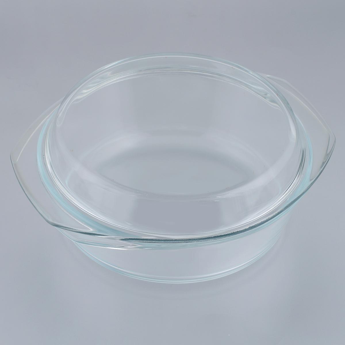 Кастрюля Mijotex с крышкой, 2,5 лCR4Кастрюля Mijotex изготовлена из экологически чистого жаропрочного стекла и оснащена крышкой, которую также можно использовать как отдельную емкость. Стекло - самый безопасный для здоровья материал. Посуда из стекла не вступает в реакцию с готовящейся пищей, а потому не выделяет никаких вредных веществ, не подвергается воздействию кислот и солей. Из-за невысокой теплопроводности пища в стеклянной посуде гораздо медленнее остывает. Стеклянная посуда очень удобна для приготовления, разогрева и хранения самых разнообразных блюд: супов, вторых блюд, десертов. Используя такую кастрюлю, вы можете не только приготовить в ней пищу, но и подать ее к столу, не меняя посуды. Благодаря гладкой идеально ровной поверхности посуда легко моется. Допускается нагрев посуды до 400°С. Можно использовать в микроволновой печи, духовом шкафу, на газовых конфорках и электроплитах. Можно использовать для хранения в холодильнике и морозильной камере. Можно мыть в посудомоечной машине. ...