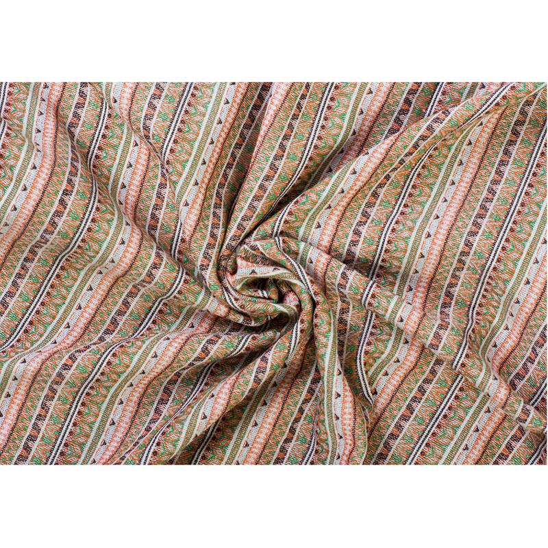 """Слинг-шарф Чудо-Чадо """"Скандинавия"""", цвет: сердолик, 510 см СШС01-002"""