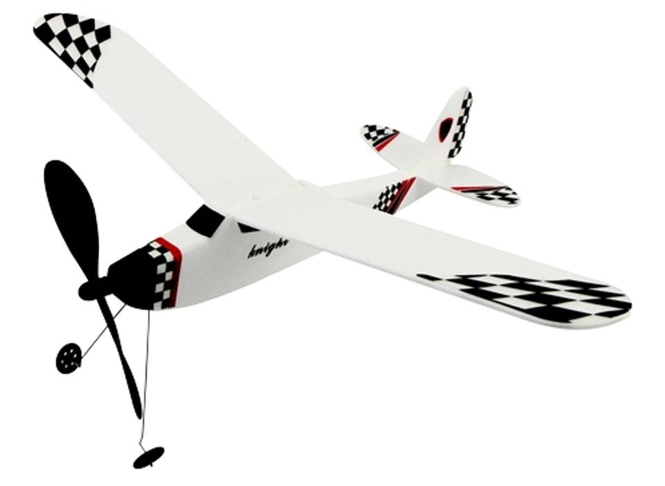 Bluesea Резиномоторная модель планера РыцарьXA03601Резиномоторная модель планера Bluesea Рыцарь - интересное развлечение для детей и их родителей. С помощью инструкции ваш ребенок собственными руками сможет собрать планер Рыцарь, а затем запустить его в полет с помощью скручивания резиновой ленты, которая приводит в движение пропеллер. Благодаря регулируемым подкрылкам, можно корректировать полет самолета. Сборка планера не требует специальных навыков и инструментов. Сборка модели поможет развить конструкторские способности, пространственное мышление, сообразительность и усидчивость. Запуск модели поспособствует пониманию принципиальных основ аэродинамики и управления планером. Гарантия 30 дней.