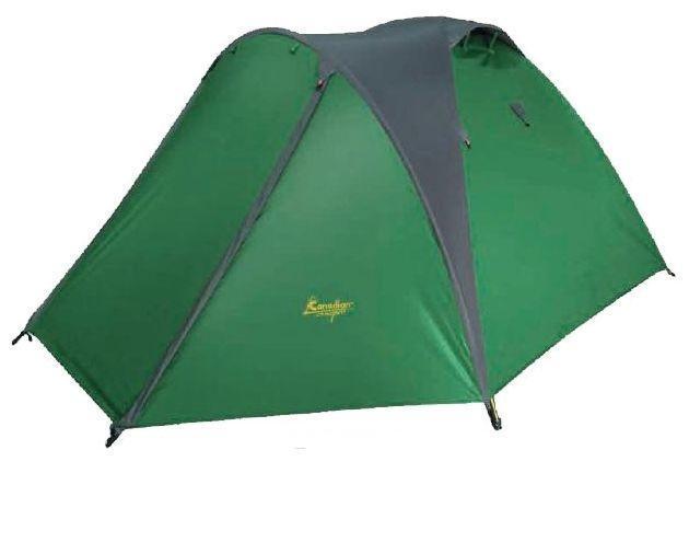 Палатка CANADIAN CAMPER EXPLORER 2 AL30200032Большая, просторная и комфортная палатка бренда Canadian Camper. Благодаря наличию третьей выносной дуги обладает большим тамбуром, его размеры позволяют разместить в нем все Ваше снаряжение.