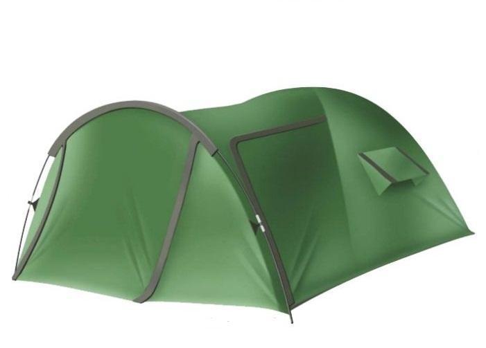 Палатка CANADIAN CAMPER CYCLONE 2 AL