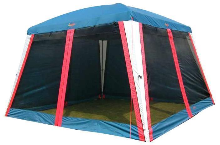 Тент CANADIAN CAMPER SAFARY (цвет royal)(высота 250см) со стойками