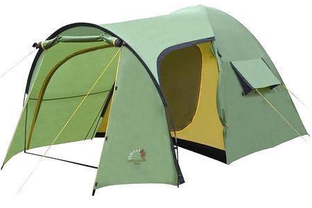 Палатка INDIANA PEAK 4360300004Четырехместная палатка Indiana PEAK 4 с большим тамбуром и антимоскитными сетками. Палатка имеет три входа и вместительный тамбур, где можно хранить много вещей, а также спасаться от зноя или непогоды.