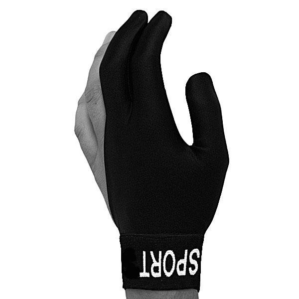 Перчатка для бильярда Skiba Sport, цвет: черный. Размер M/L05042Бильярдная перчатка Skiba Sport гарантирует хорошее скольжение кия по руке. При этом вам не придется использовать тальк для рук. Выполнена из эластичного материала. Подходит для левой руки.
