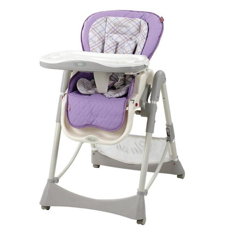 Стульчик для кормления Happy Baby William Lilac4620005645431Happy Baby William Lilac - универсальный стульчик, который вы сможете настроить под своего малыша. Стульчик имеет комфортабельное сиденье с тремя регулируемыми положениями спинки и подножки, включая горизонтальное, что делает возможным использование даже для новорожденных. Съемный поднос и двойная регулируемая столешница изготовлены из термопластика (можно мыть в посудомоечной машине). Материал обивки - кожзаменитель с мягким текстильным вкладышем. Ножки с колесиками позволяют легко перемещать стульчик по дому. Безопасность малыша обеспечат ремни с фиксацией в пяти точках. Съемный чехол стульчика отлично поддается очистке. Стульчик имеет 5 уровней регулировки по высоте, а также оснащен большой корзиной для игрушек. В комплекте со стульчиком предусмотрена подробная инструкция по сборке на русском языке.
