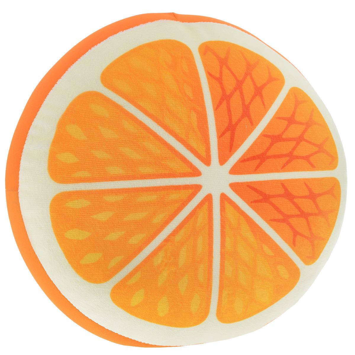 Игрушка-антистресс СмолТойс Апельсин, 28 см2786/ОРЖ/28Иногда так хочется отдохнуть, расслабиться и забыть обо всем. Подушка-антистресс Апельсин способна зарядить вас позитивом и стать аккумулятором хорошего настроения. Помимо того, что антистрессовые подушки очень эффектны и красивы, они создают поистине волшебный релаксирующий эффект. Благодаря тому, что их поверхность выполнена из полиэстера, они приятны на ощупь. Но главный секрет этих моделей в их наполнителе. Внутри подушек находятся тысячи мельчайших гранул полистирола. Эти подушки легки, упруги и всегда хорошо выглядят, как бы вы их ни сжимали, они неизменно возвращают себе первоначальную форму. Подушки можно даже стирать в машинке, поместив их предварительно в специальный мешок для одежды. Идеальный рецепт хорошего настроения! Они подходят абсолютно всем, поскольку не вызывают аллергии. Оригинальный стиль и великолепное качество исполнения делают эту подушку-игрушку чудесным подарком к любому празднику, а жизнерадостный образ представит такой подарок в самом...