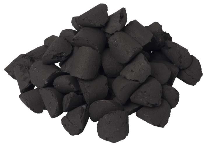 Уголь брикетированный