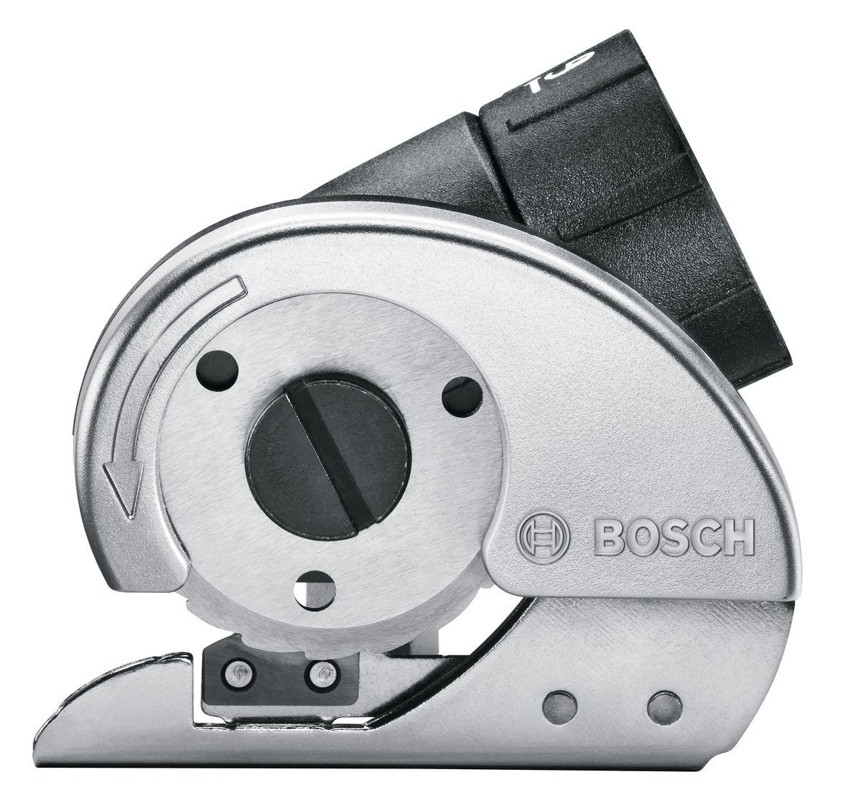 Насадка-нож Cutter для Bosch IXO V 1600A001YF1600A001YFУниверсальная насадка Cutter быстро и легко поможет с раскройкой любой ткани.Такая насадка будет полезна и женщинам и мужчинам, любителям и профессионалам. Насадка совместима со всеми шуруповертами Bosh IXO V. Размер насадки: 6,5 см х 5 см х 4 см.