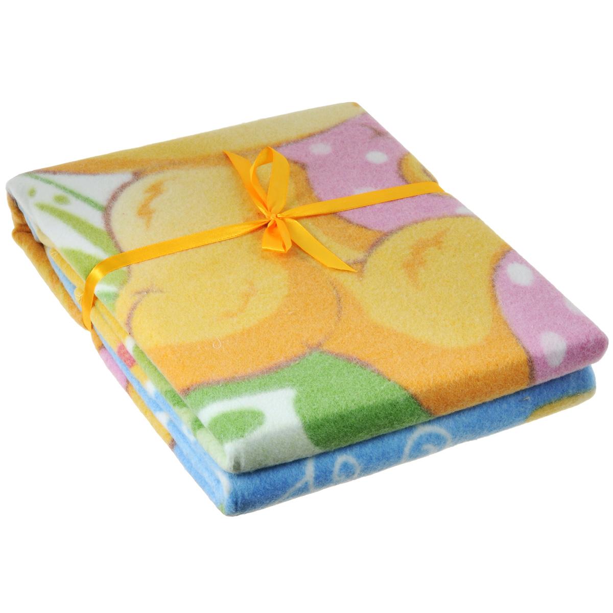Одеяло детское Baby Nice Солнечный мишка, байковое, цвет: желтый, 85 см x 115 смD111511Детское байковое одеяло Baby Nice Солнечный мишка изготовлено из натурального 100% хлопка и оформлено ярким рисунком. Такое одеяло будет бережно хранить безмятежный сон вашего ребенка. Ребенок, спящий под байковым одеялом, словно укрытый нежным мягким облаком, находится в тепле, и не потеет при этом. Дышащая способность натурального хлопка позволяет добиться такого эффекта. Легкий по ощущениям материал имеет небольшой вес, но вместе с тем, является плотным и хорошо сохраняет тепло. Кроме того, ткань гигроскопична, а значит впитывает избыточную влагу, не становясь при этом влажной на ощупь. Детское одеяло Baby Nice Солнечный мишка - лучший выбор для тех, кто стремится проявить заботу о своем ребенке. Материал: 100% хлопок. Размер: 85 см х 115 см.