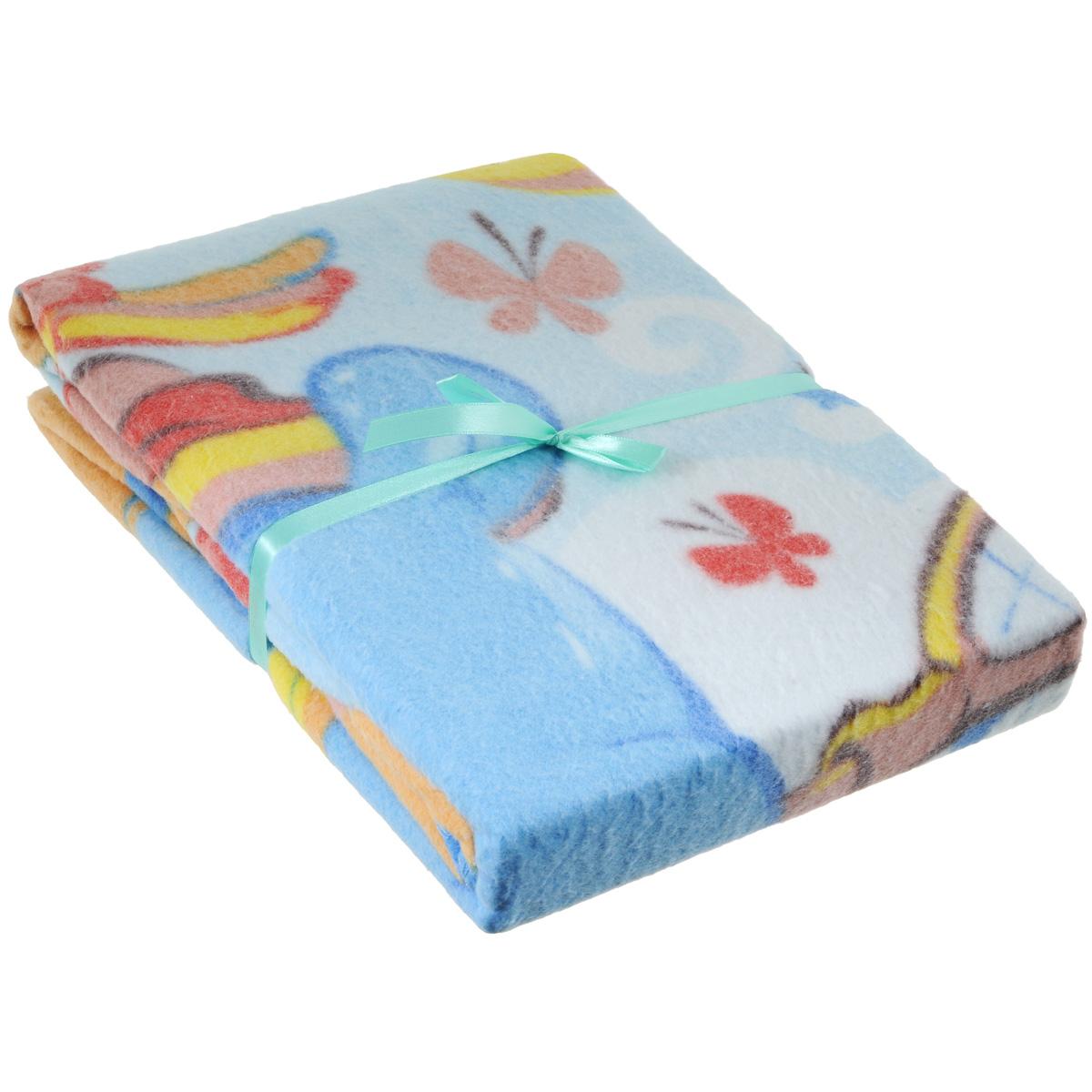 Одеяло детское Baby Nice Бегемот и попугай, байковое, цвет: голубой, 100 см x 140 смD311511Детское байковое одеяло Baby Nice Бегемот и попугай изготовлено из натурального 100% хлопка и оформлено ярким рисунком. Такое одеяло будет бережно хранить безмятежный сон вашего ребенка. Ребенок, спящий под байковым одеялом, словно укрытый нежным мягким облаком, находится в тепле, и не потеет при этом. Дышащая способность натурального хлопка позволяет добиться такого эффекта. Легкий по ощущениям материал имеет небольшой вес, но вместе с тем, является плотным и хорошо сохраняет тепло. Кроме того, ткань гигроскопична, а значит впитывает избыточную влагу, не становясь при этом влажной на ощупь. Детское одеяло Baby Nice Бегемот и попугай - лучший выбор для тех, кто стремится проявить заботу о своем ребенке. Материал: 100% хлопок. Размер: 100 см х 140 см.