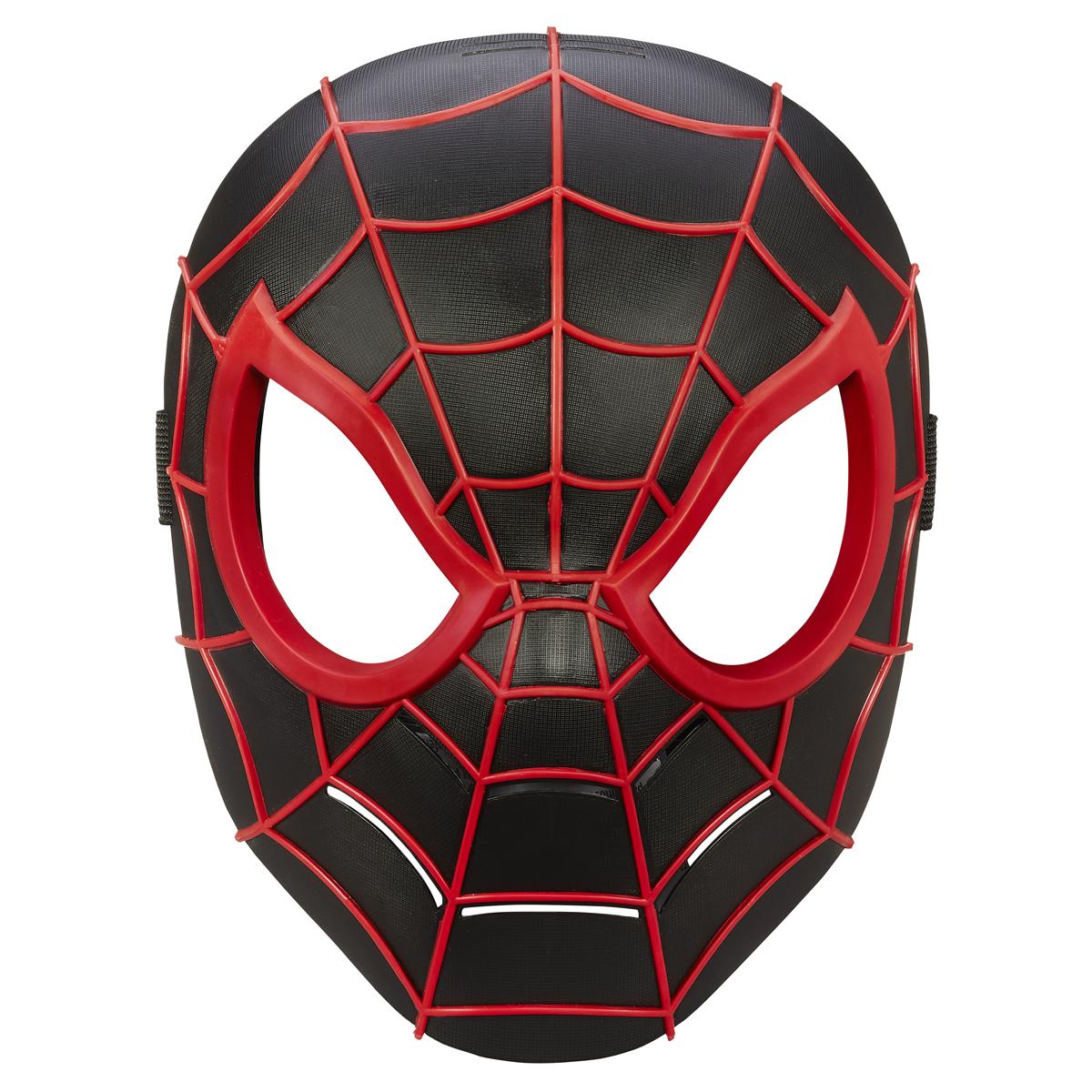 Как сделать маску человека паука своими руками