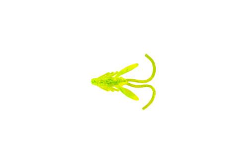 Приманка съедобная Риппер Allvega Fancy Nymph, цвет: желтый, 2,5 см, 0,8 г, 10 шт51326Allvega Fancy Nymph, - это компактная приманка, напоминающая маленького рачка. Как и все фантазийные приманки, она очень отзывчива к любой анимации удилищем - подергиванию, потяжке, подбросу и т. п. В цветовой гамме представлены расцветки для ловли окуня и популярные форелевые расцветки. Дополнительную привлекательность приманке придает использование в составе активной биодобавки и специального ароматизатора. Вес: 0,8 г. Длина: 2,5 см.