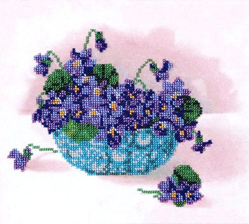 Канва с рисунком для вышивания бисером Hobby & Pro Фиалки, 25 х 22 см486352Канва с рисунком для вышивания бисером Фиалки, изготовлена из полиэстра. Рисунок-вышивка, выполненный на такой канве, выглядит очень оригинально. Бисеринки нашиваются на ткань косыми стежками шва полукрест, где каждая бисеринка соответствует одной клетке на схеме. Вышивание отвлечет вас от повседневных забот и превратится в увлекательное занятие! Работа, сделанная своими руками, создаст особый уют и атмосферу в доме и долгие годы будет радовать вас и ваших близких, а подарок, выполненный собственноручно, станет самым ценным для друзей и знакомых. Рекомендуемое количество цветов: 12. Не рекомендуется стирать или мочить рисунок на канве перед вышиванием. УВАЖАЕМЫЕ КЛИЕНТЫ! Обращаем ваше внимание, на тот факт, что цвет символа на ткани может отличаться от реального цвета бисера они подобраны для удобства пользования схемой. Придерживайтесь нумерации в таблице.