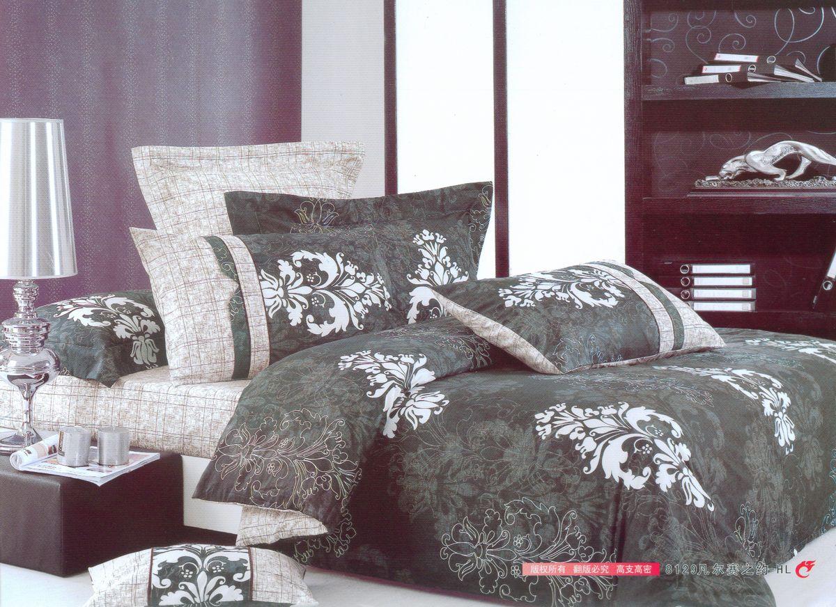 Комплект белья Amore Mio ZHG Zatmenie, семейное. 6525965259Amore Mio – Комфорт и Уют - Каждый день! Amore Mio предлагает оценить соотношению цены и качества коллекции. Разнообразие ярких и современных дизайнов прослужат не один год и всегда будут радовать Вас и Ваших близких сочностью красок и красивым рисунком. Что такое Satin/Сатин.-это ткань сатинового (атласного) переплетения нитей. Имеет гладкую, шелковистую лицевую поверхность, на которой преобладают уточные нити (уток – горизонтально расположенные в тканом полотне нити). Сатин изготавливается из крученой хлопковой нити двойного плетения. Он чрезвычайно приятен на ощупь, не электризуется и не скользит по кровати. Сатин прекрасно сохраняет форму и не мнется, отлично пропускает воздух, что позволяет телу дышать и дарит здоровый и комфортный сон.