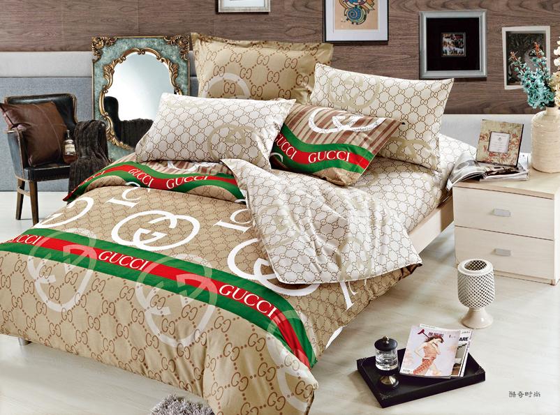 Комплект белья Amore Mio ZHG Gucci, 2-спальное. 68073