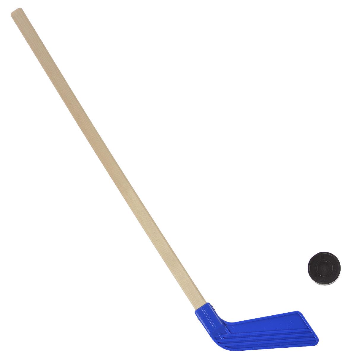 Набор для игры в хоккей Астрон КХЛ. 0020KHL0020KHLНабор для игры в хоккей Астрон КХЛ будет полезным подарком для маленьких любителей подвижных игр и активного отдыха. Набор включает в себя деревянную клюшку с пластиковой насадкой и пластиковую шайбу. Хоккейный набор поможет в приобщении ребенка к спорту, а также доставит много радости и принесет большое количество новых впечатлений. Приобретая набор для игры в хоккей, вы обеспечите малышу весело проведенное время и крепкое здоровье, ведь активные игры на природе очень полезны.