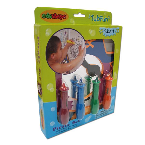 EDUSHAPE Пират набор для рисования в ванне548007Набор для рисования в ванне Пират принесет бесконечные часы радости во время купания. Юные художники смогут создавать свои шедевры не выходя из ванны. В наборы к раскраскам входит зеркальце. Сделаны наборы из качественного материала.