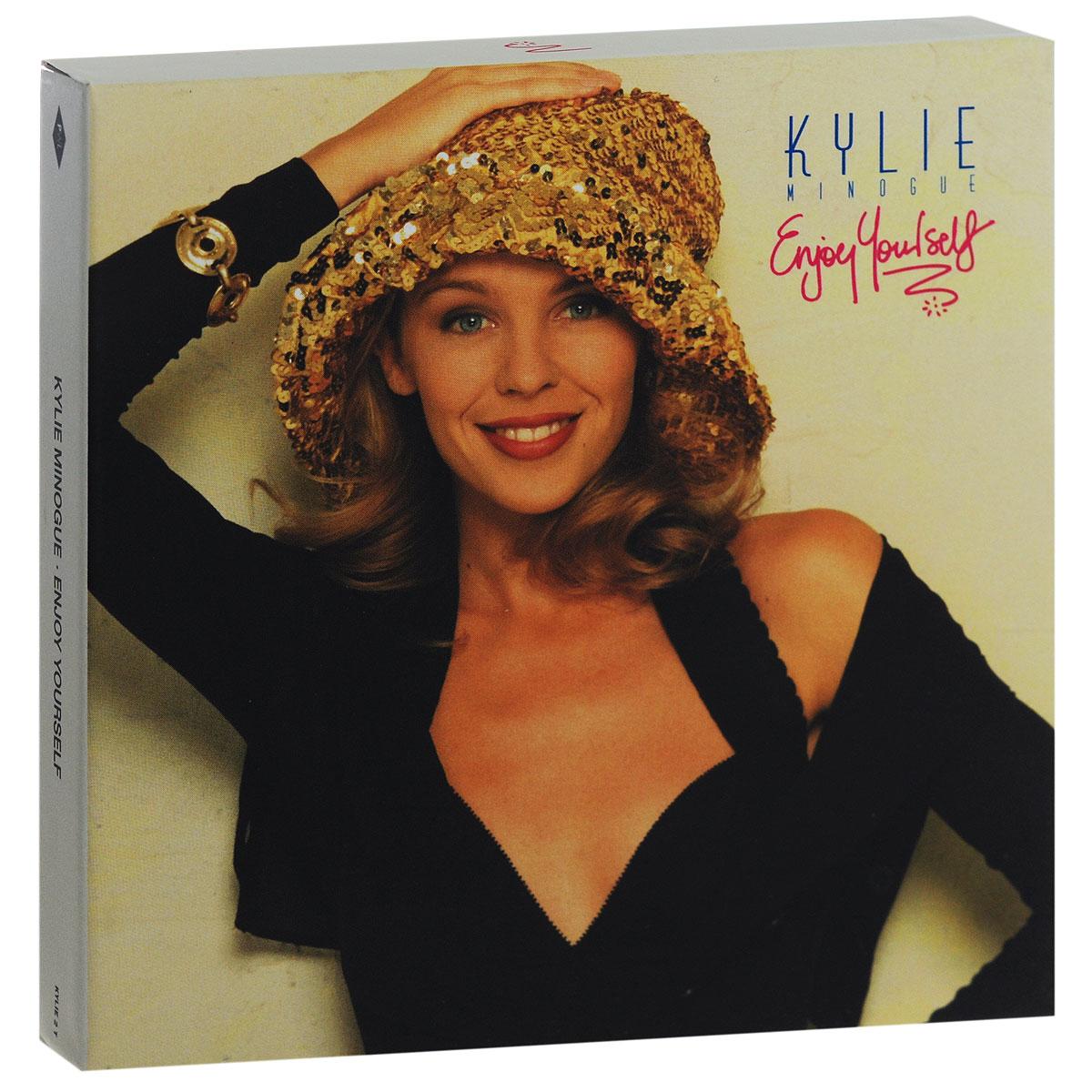 Kylie Minogue. Enjoy Yourself (2 CD + DVD) 2015