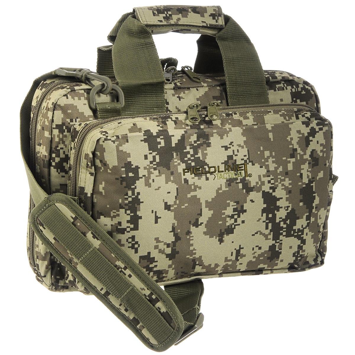 "Сумка для оружия Fieldline ""Shooters Bag"", цвет: хаки, 12 л"