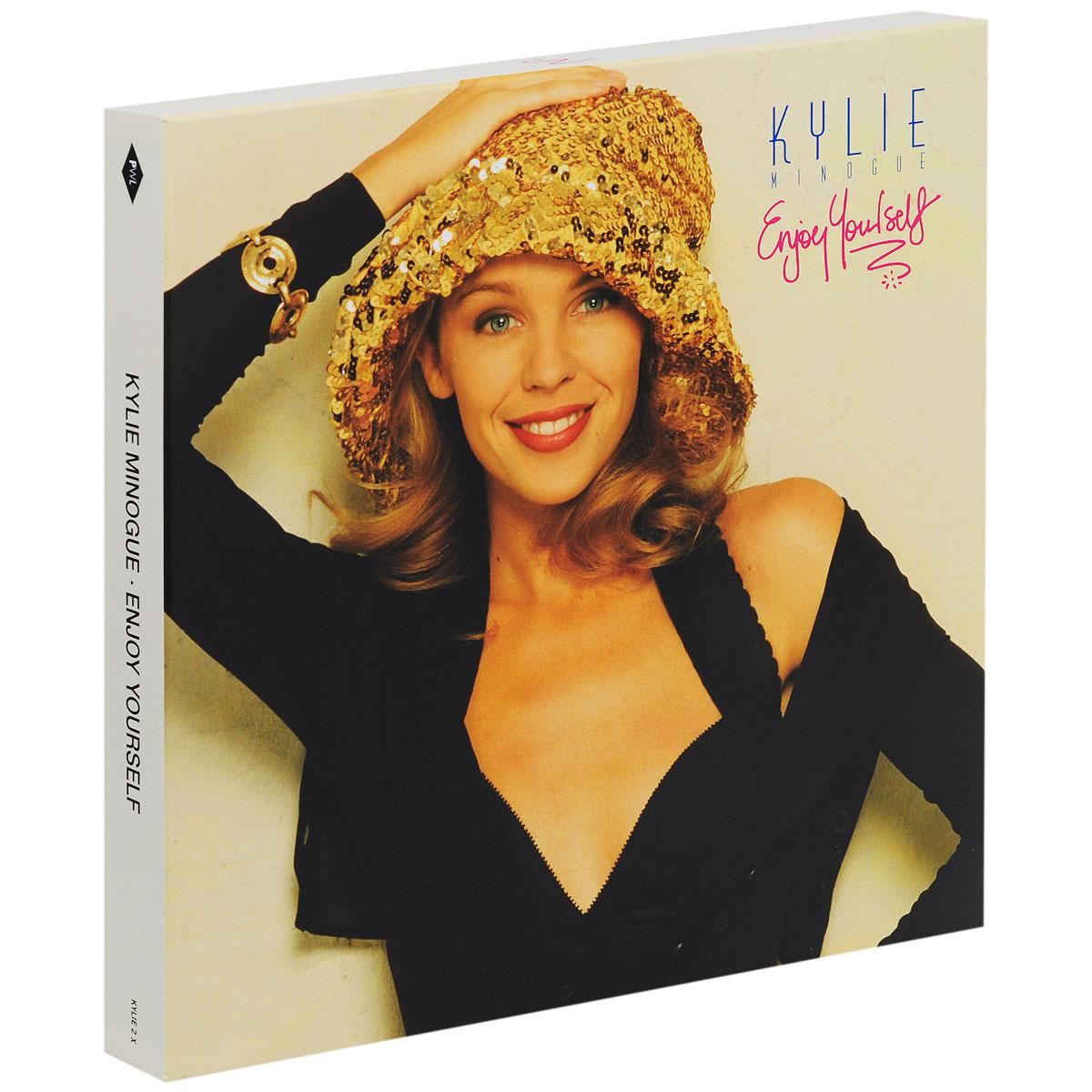 Kylie Minogue. Enjoy Yourself (2 CD + DVD + LP) 2015 2 CD + DVD + Vinyl LP