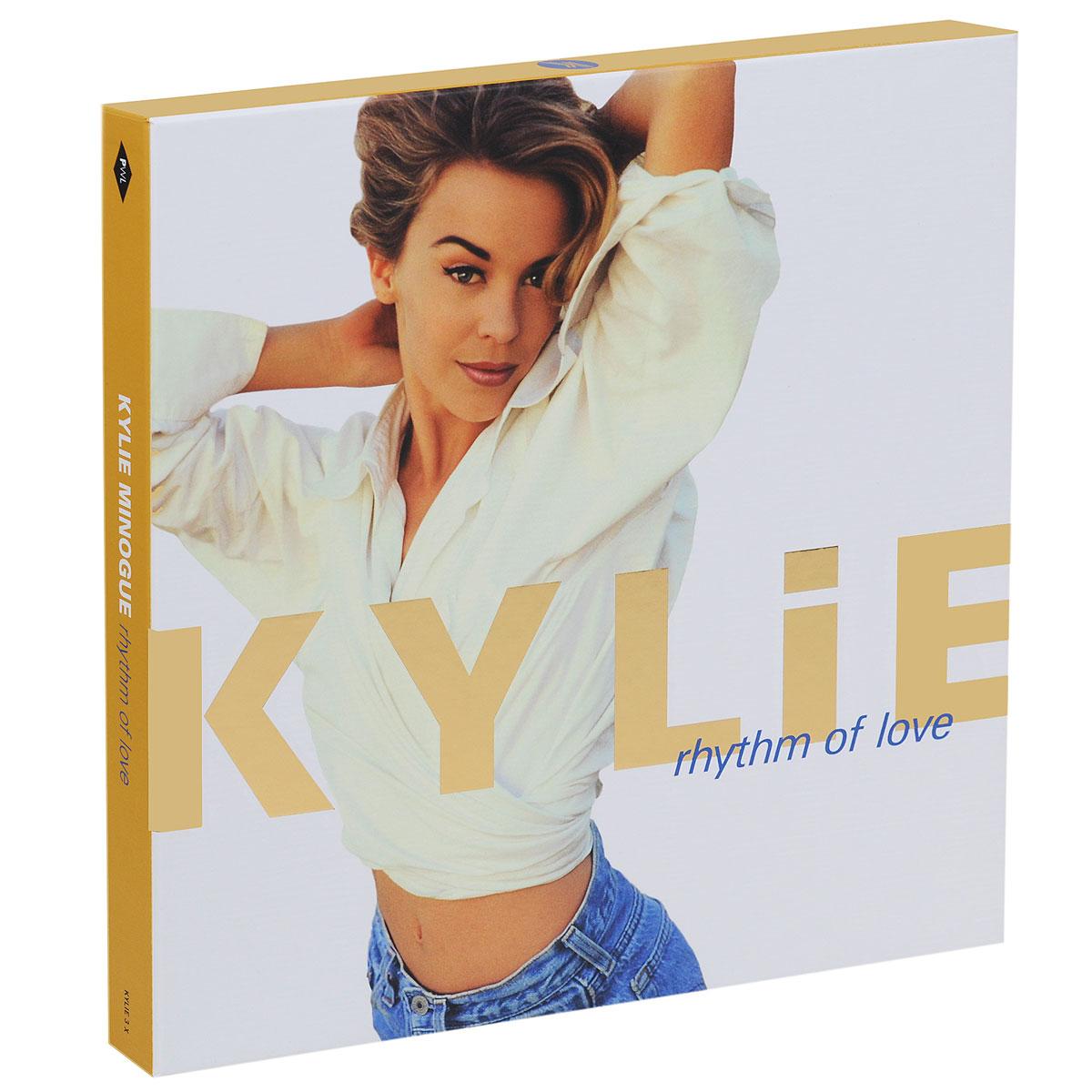 Kylie Minogue. Rhythm Of Love (2 CD + DVD + LP)