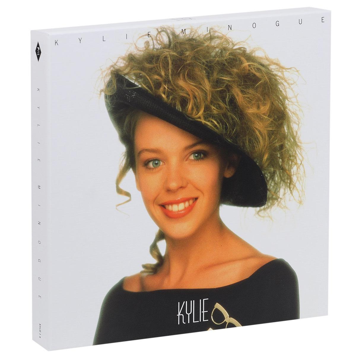Kylie Minogue. Kylie (2 CD + DVD + LP)