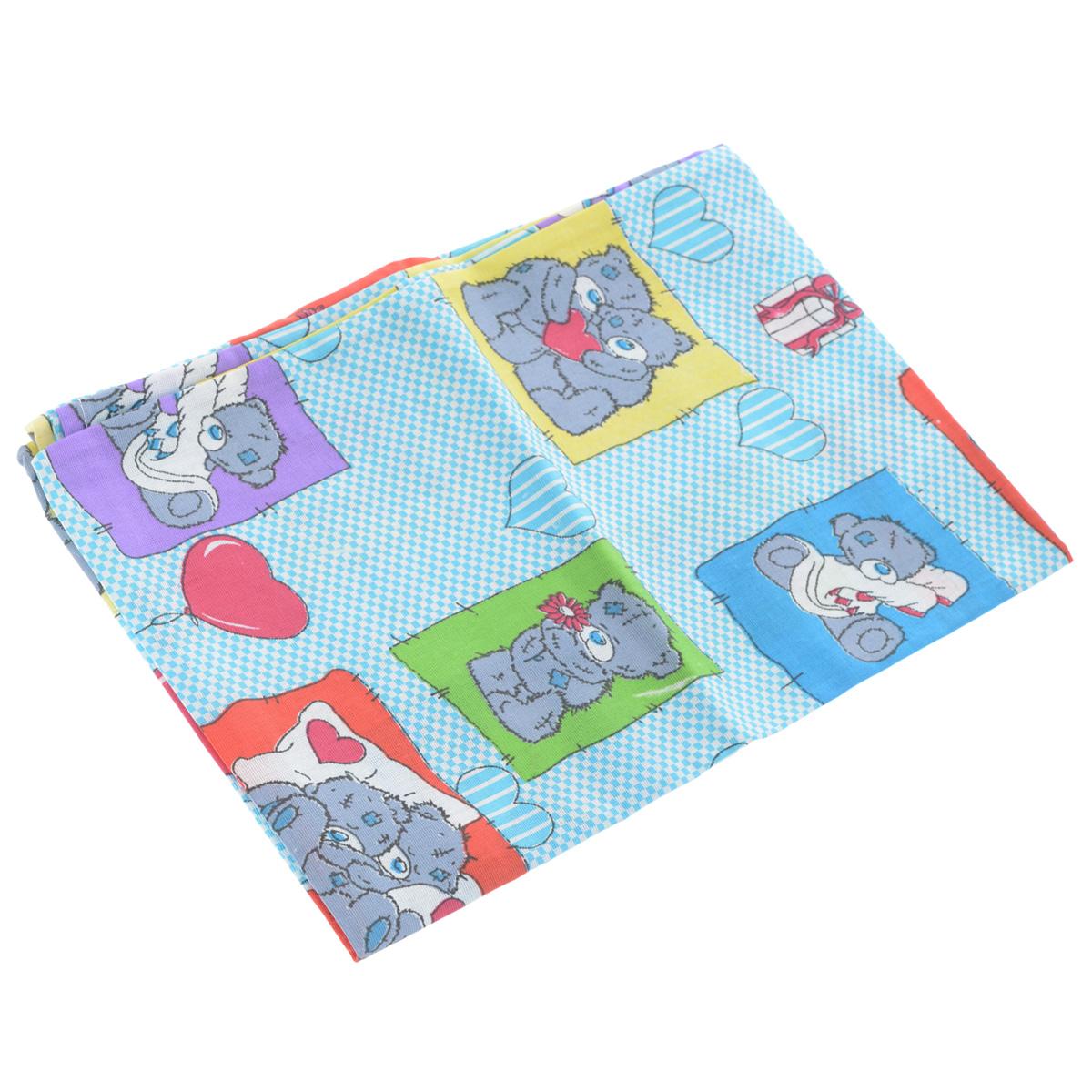 Наволочка детская Фея Мишки, цвет: голубой, 40 см х 60 см0001056-1Детская наволочка Фея Мишки, идеально подойдет для подушки вашего малыша. Изготовленная из натурального 100% хлопка, она необычайно мягкая и приятная на ощупь. Натуральный материал не раздражает даже самую нежную и чувствительную кожу ребенка, обеспечивая ему наибольший комфорт. Приятный рисунок наволочки, несомненно, понравится малышу и привлечет его внимание. На подушке с такой наволочкой ваша кроха будет спать здоровым и крепким сном. УВАЖАЕМЫЕ КЛИЕНТЫ! Обращаем ваше внимание на возможные изменения в дизайне, связанные с ассортиментом продукции: рисунок может отличаться от представленного на изображении.