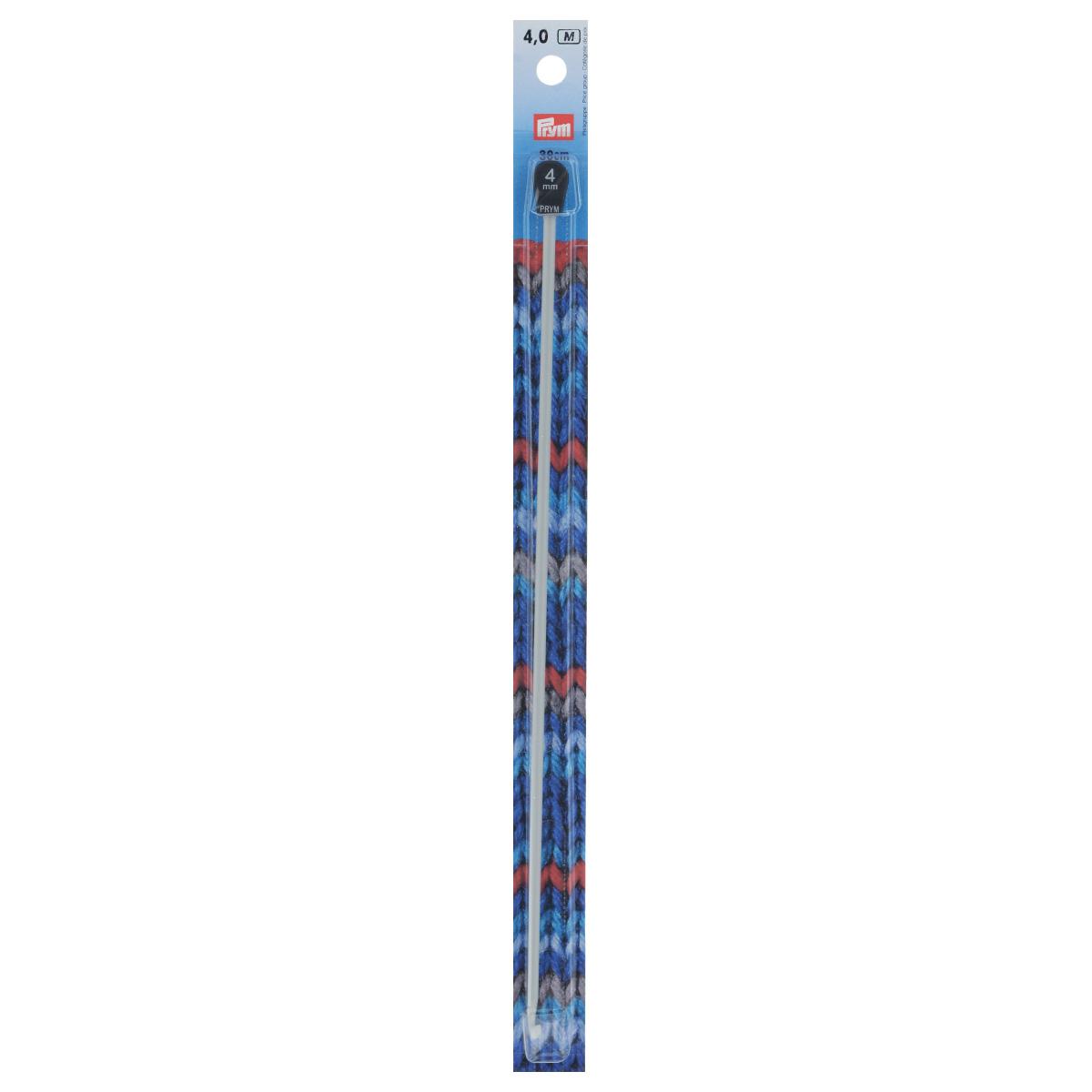 Крючок для тунисского вязания Prym, диаметр 4 мм, 30 см195217Крючок для тунисского вязания Prym - это длинный крючок с ограничителем на конце, выполненный из алюминия. Вязание тунисским крючком производится только по одной лицевой стороне и этим отличается от вязки обыкновенным крючком. Крючок для тунисского вязания длиннее обычного, поскольку на нем будут лежать все петли провязываемого ряда, которые потом закроют в обратном ряду. Техника тунисского вязания вовсе не сложная. Длинным крючком, так же как и коротким, можно вывязывать различные рисунки. Еще тунисским крючком хорошо вязать сумки и пояса. Размер тунисского крючка определяется диаметром стержня и подбирают его в зависимости от толщины пряжи с таким расчетом, чтобы крючок был примерно в 2 раза толще нитки. Работа, сделанная своими руками, долго будет радовать вас и ваших близких. А подарок, выполненный собственноручно, станет самым ценным для друзей и знакомых. Диаметр: 4 мм. Материал: алюминий.