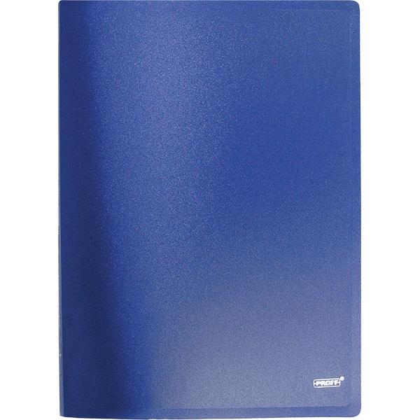 Папка с боковым зажимом Proff Next, цвет: синий. Формат А4. CF901-04CF901-04Папка с боковым зажимом Proff Next - это удобный и практичный офисный инструмент, предназначенный для хранения и транспортировки рабочих бумаг и документов формата А4. Папка изготовлена из высококачественного плотного полипропилена и оснащена металлическим зажимом, который не повреждает бумагу. Папка с боковым зажимом - это незаменимый атрибут для студента, школьника, офисного работника. Такая папка надежно сохранит ваши документы и сбережет их от повреждений, пыли и влаги.
