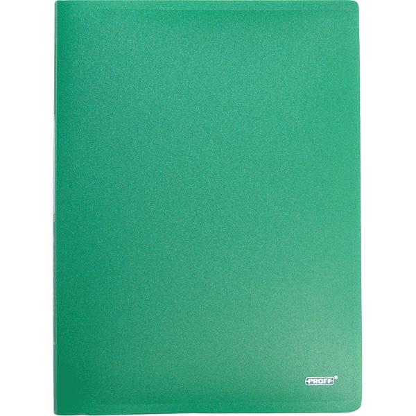 Папка с боковым зажимом Proff Next, цвет: зеленый. Формат А4. CF901-03CF901-03Папка с боковым зажимом Proff Next - это удобный и практичный офисный инструмент, предназначенный для хранения и транспортировки рабочих бумаг и документов формата А4. Папка изготовлена из высококачественного плотного полипропилена и оснащена металлическим зажимом, который не повреждает бумагу. Папка с боковым зажимом - это незаменимый атрибут для студента, школьника, офисного работника. Такая папка надежно сохранит ваши документы и сбережет их от повреждений, пыли и влаги.