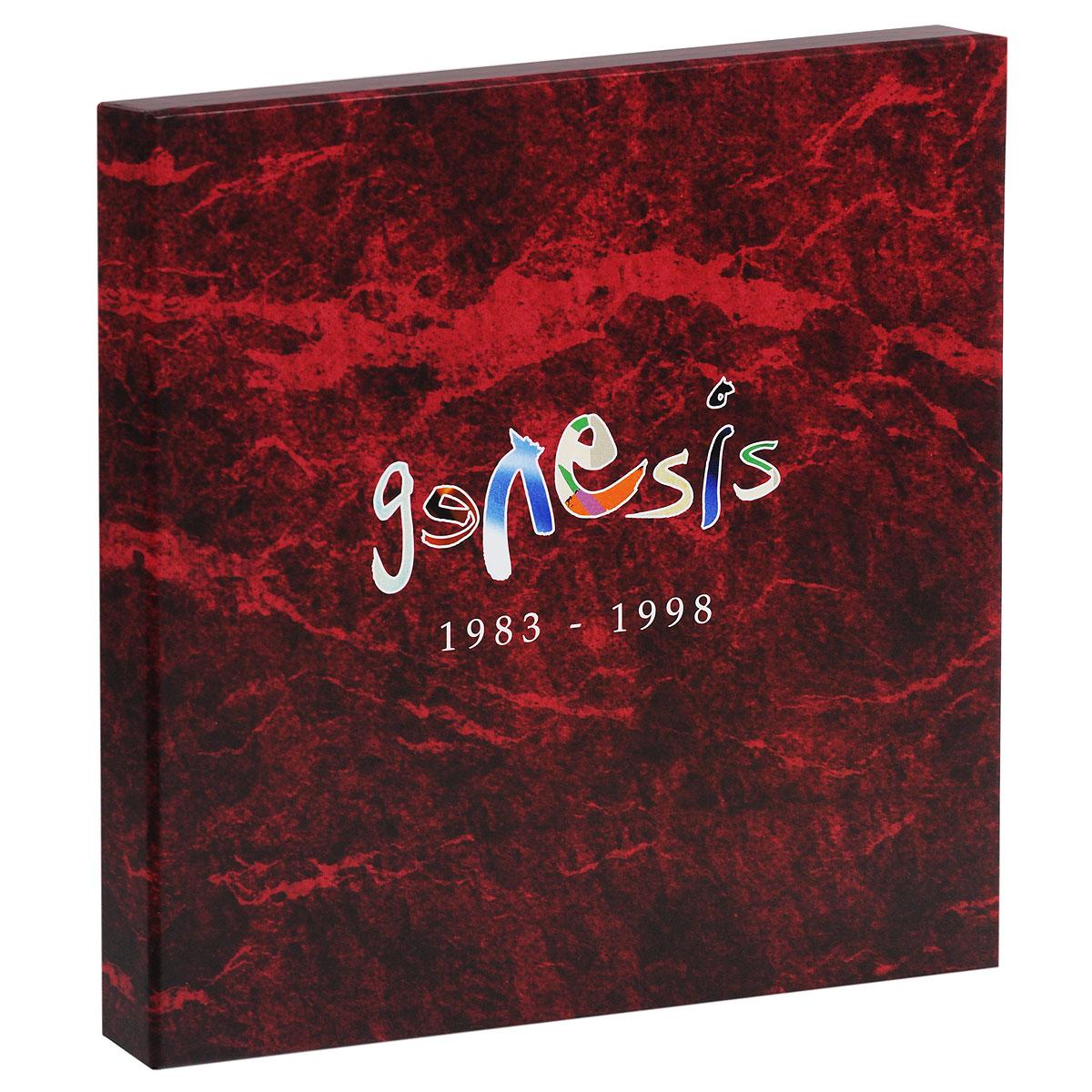 Genesis. 1983-1998. Limited Edition (6 LP)