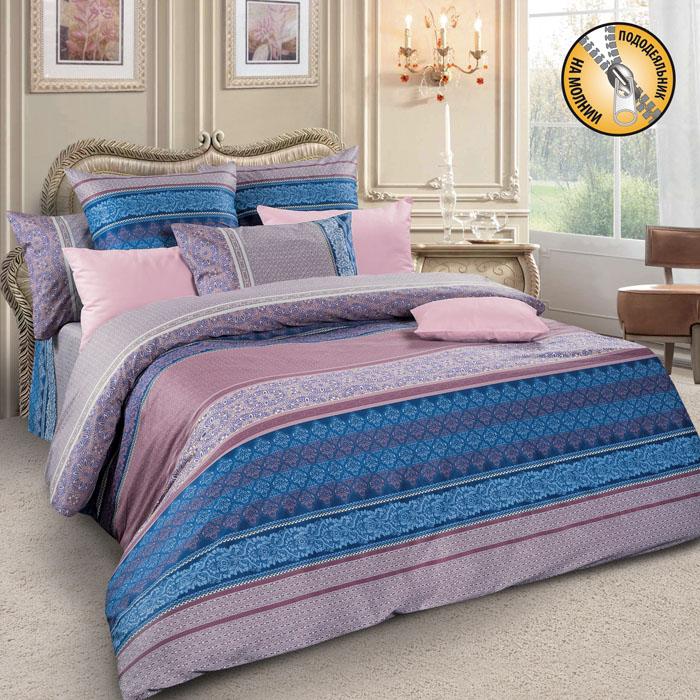 Комплект белья Letto, евро, наволочки 70х70, цвет: фиолетовый. sm49-6sm49-6Спокойная классика в сатиновом исполнении - залог комфорта и гармонии цвета в вашей спальни. Дополните свою спальню актуальным принтом от европейских дизайнеров! Это отличный подарок любителям модных трендов в цвете и дизайне. Комплект выполнен из сатина, который заслужено считается благородной тканью для постельного белья. Сатину свойственна практичность, долговечность, мягкость и изысканный блеск, такая ткань прекрасно впитывает влагу во время сна, комфортна на ощупь и не требует особого ухода. Серия Letto Сатин – это современные дизайны в европейской стилистике, которые прекрасно дополнят Вашу спальню. Обращаем внимание, что наволочки могут отличаться от представленных на фотографии. Также может отличаться и оттенок комплекта из-за разницы в цветопередаче мониторов.