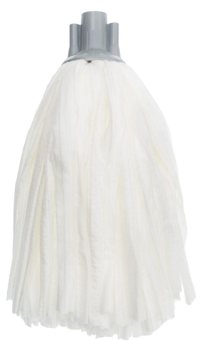Насадка сменная Apex Girello Basic для швабры10540-AСменная насадка Apex Girello Basic для швабры станет незаменимым атрибутом любой уборки. Она выполнена из 65% вискозы и 35% полиэстера. Идеально подходит для любого типа поверхностей и может использоваться с любыми моющими средствами, в том числе отбеливателем. Насадку можно стирать при температуре 40°С. Длина волокон: 27 см.